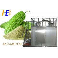 Best Balsam Pear Powder Food Pulverizer Machine With Liquid Nitrogen Freezing wholesale