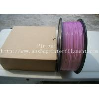 Best High Quality 3D Printer Filament PLA 1.75mm 3mm For White To Purple  Light change  filament wholesale