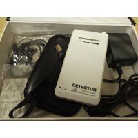 Best White Portable Cell Phone Detector , 890-915MHZ GSM Signal Detector wholesale