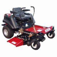 China Riding Mower with 0 to 8.3km/hr Travel Speed on sale