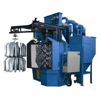 Quality Custom Double track Hook Type Shot Blasting Machine For Castings wholesale