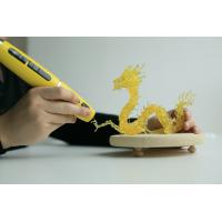 Best Customized Portable Cool Ink 3D Printing Pen / 3D Pen Drawing in Air wholesale
