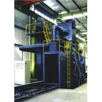 Best Automatic Welding H-Beam Production Line / Shot Blasting Machine For Surface Cleaning wholesale
