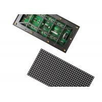Best Seamless Slim Clear Led Smd Module , P8 Led Panel Module Sunmoom Driving Device wholesale
