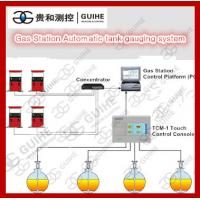 Best Guihe manufacturer petrol station equipment machine automatic tank gauging fuel tank level sensor with mangnetic probe wholesale