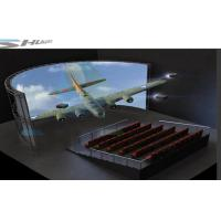 Best 5D Simulation Rider Cinema, Moive Simulator System With Bubble, Rain,Wind Special Effect wholesale