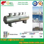 Best High performance thermal oil boiler drum ORL Power ASME certification manufacturer wholesale