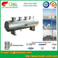 Cheap High performance thermal oil boiler drum ORL Power ASME certification manufactur for sale