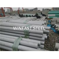 Best Pickling Finished 316L Stainless Steel Tubing Seamless , Stainless Steel Gas Pipe wholesale