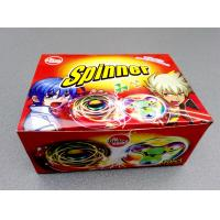 Best Nice Taste Spinner Candy With Funny And Lovely Shape , Kids Love wholesale