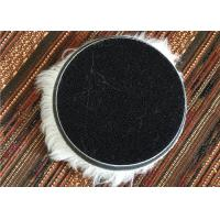 Best Durable 5 Inch Lamb Wool Polishing Pad Eco Friendly Soft For Car Care Tool wholesale