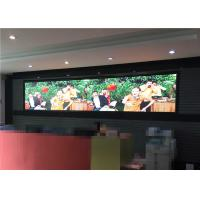 Best P6 Indoor Full Color LED Display Screen RGB SMD LED Panel 120° Viewing Angle wholesale