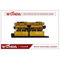 Best Electric Motor Automatic Brick Stacking Machine With Exclusive Wheel Gear wholesale