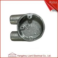 Best U Way Malleable Conduit Junction Box Galvanized Class 4 Conduit Pipe 20mm 25mm 32mm wholesale