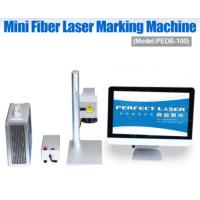 Quality High Precision Mini Laser Marking Machine For Cleaner Taps / Glasses Frame wholesale