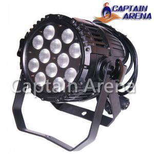 Best 7x10W 4 IN 1 Outdoor LED PAR Light  IP65 9 Channels 25° - 45° Light Angle wholesale