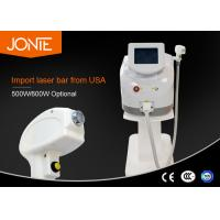 Quality Safety 808nm Diode Laser Permanent Hair Removal Machine For Female wholesale