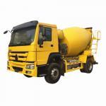 Best 2 2.5 3 4 5 Cubic Meters m3 Mini Mobile Concrete Mixer Truck Self Loading wholesale