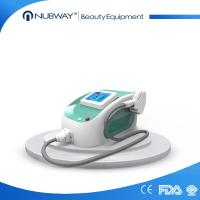 Best portable 2omillion shots best effective blue color diode laser hair removal equipment wholesale
