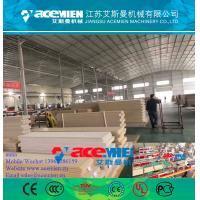 Buy cheap high quality PVC panel extrusion line/PVC ceiling panel production line/PVC panel making machine from wholesalers