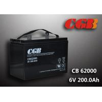 Best CB62000 6v Deep Cycle Battery 200ah Power Energy Solar Wind Lead Acid Sealed Batteries wholesale