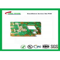Rogers 5880 material Quick Turn PCB Prototypes , White Silkscreen PCB