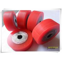 Buy cheap Customized Metal Core Polyurethane Wheel High Tensile Strength from wholesalers
