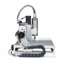 Cheap 2030 500W 4 AXIS Small wood carving milling cutting machine wood design router for sale