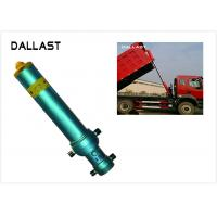 Best 2/3/4 Stage Parker FC Type Single Acting Hydraulic Cylinder For Vehicles wholesale