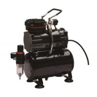 Best 1/5HP Piston Miniature Air Compressor For Airbrush Painting With Single Cylinder wholesale