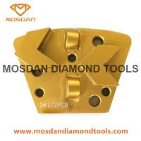 Best Blastrac Trapezoid Super Scarper PCD Diamond for Coating Removal wholesale