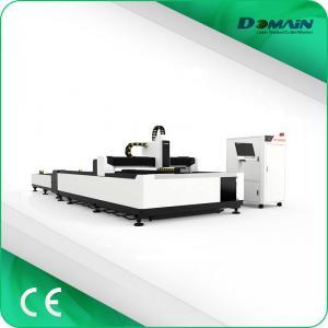 Best 1530 Stainless Steel Laser Cutting Machine , 1000W Fiber Laser Metal Cutting Machine wholesale