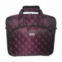 Best Laptop Bag with Notebook Inner Sleeve, Made of Nylon wholesale