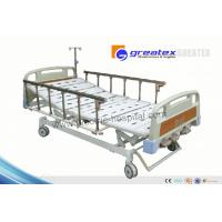Cheap Home Care Hospital Beds With Rails Three Revolving