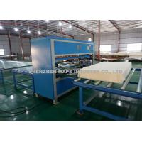Best Filling Speed 25m / Min Mattress Packing Machine Electricity Controlled Height Width wholesale
