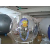 Cheap Advertising Inflatable Helium Balloon with Oxford and Sponge inside for opening for sale