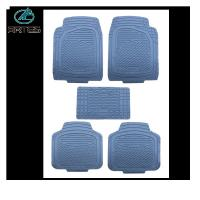 Best Environmental Protection Universal Car Mat Fashionable Design With Different Colors wholesale