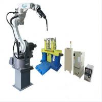 Cheap Hwashi welding robot CNC welded welder industrial arm robot weld, small for sale