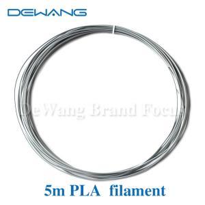 Quality Gray 1.75mm  /3mm PLA 3D Printer Filament For 3D Printer Pen Doodle Drawing wholesale