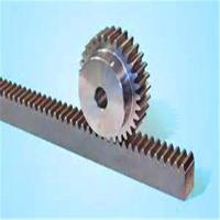 Professional High Precision CNC Router Steel Spur Gear Cutting To Specific Lengths