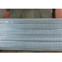 Best Model 030 Steel Corrugated Sheets High Ribbed Formwork Mesh For Building , Market In African wholesale