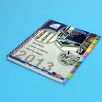 Best Professional Fancy Paper Booklet Printing Services Whth Black & White Printing wholesale