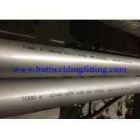 Best ASTM A790 Duplex F51 SS Pipe Galvanized Stainless Steel Seamless Tubing wholesale