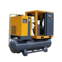 Best 102-145PSI compressor Industrial Rotary screw air compressor with dryer and receiver 300L wholesale