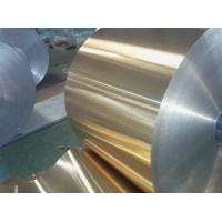 Coloured Rolled Aluminium Sheet , Painted Aluminum Coil For Cooling Exchanger