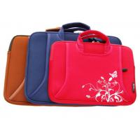 Best Red,cheap,quick delivery and convenient neoprene laptop bag wholesale