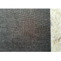 Best Colourful Surface Waterproof Fiberboard , Cloth Cover Natural Fiber Water Resistant Wall Board wholesale