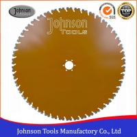 Cheap 32inch Diamond Circular Saw Blade for reinforced concrete cutting, 5mm diamond for sale