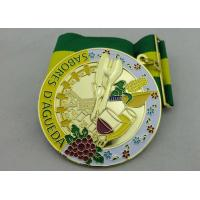 Best 3D SABORES Ribbon Medals, Die Casting, High 3D and High Polishing for Souvenir Gift wholesale