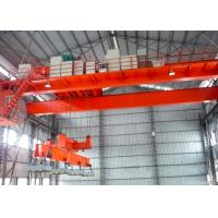 Cheap Double Girder Hanger Electric Overhead Travelling Crane Electromagnetic QD Type for sale